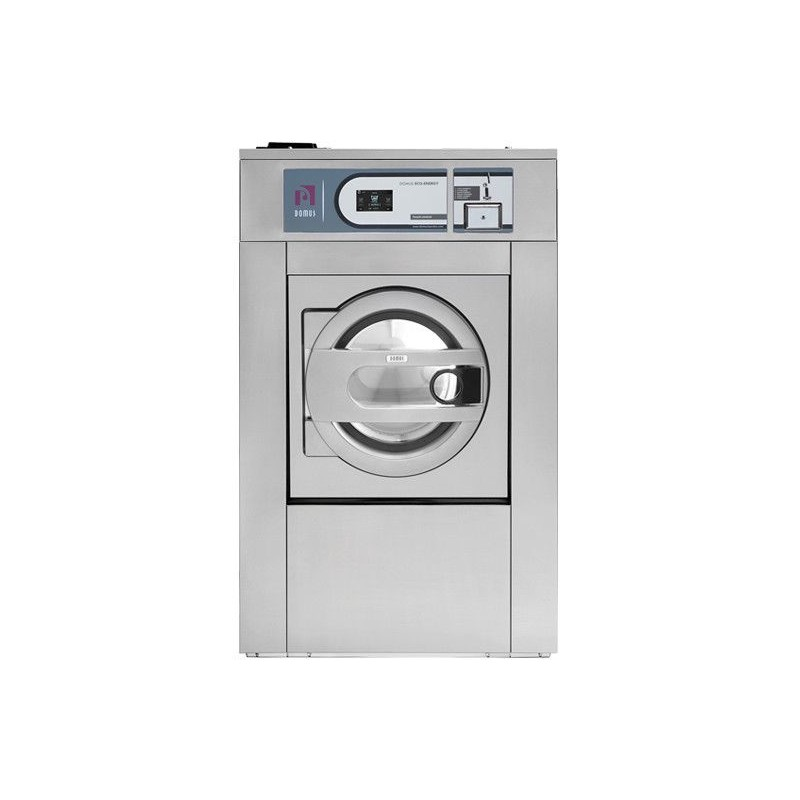 HIGH-SPEED INDUSTRIAL WASHING MACHINE, DOMUS: DHS-11, 14, 18, 27, 36 Touch