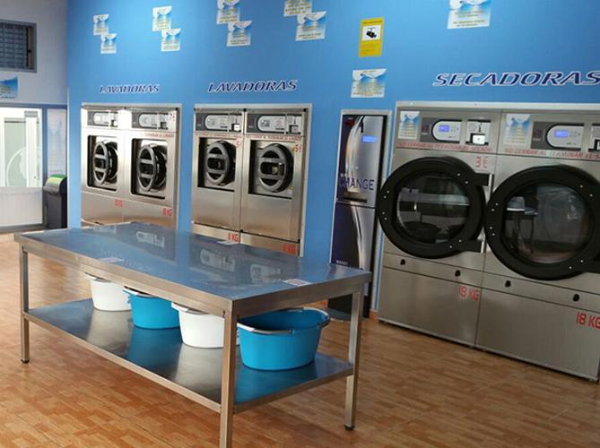 "Autoservicio ""Canary Laundry"", Gran Canaria"