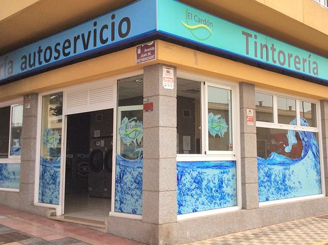 """Autoservicio """"El Cardon"""", Fuerteventura"""