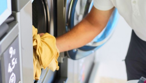 Increased use of Self-Service Laundries